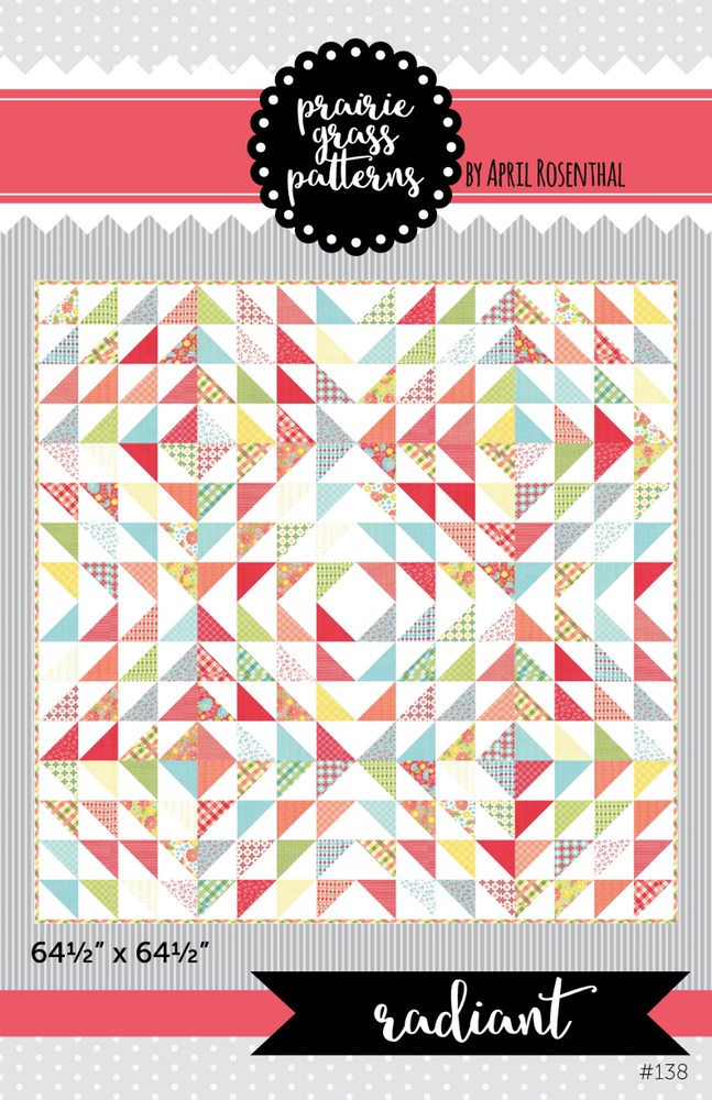 Radiant Quilt Pattern