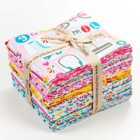 Girl Crazy Fat Quarter Bundle