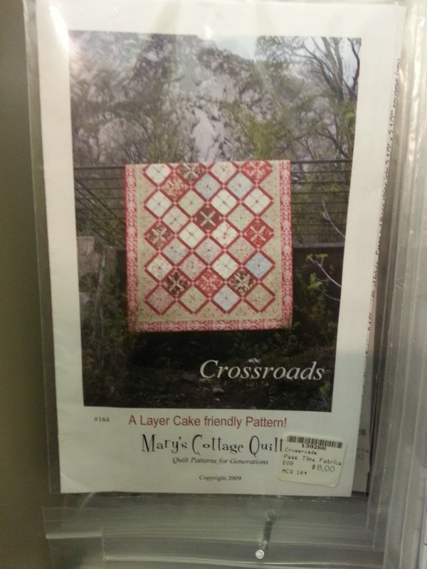 Crossroads by Mary's Cottage Quilts