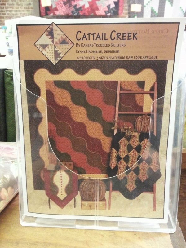 Cattail Creek by Kansas Troubles Quilters
