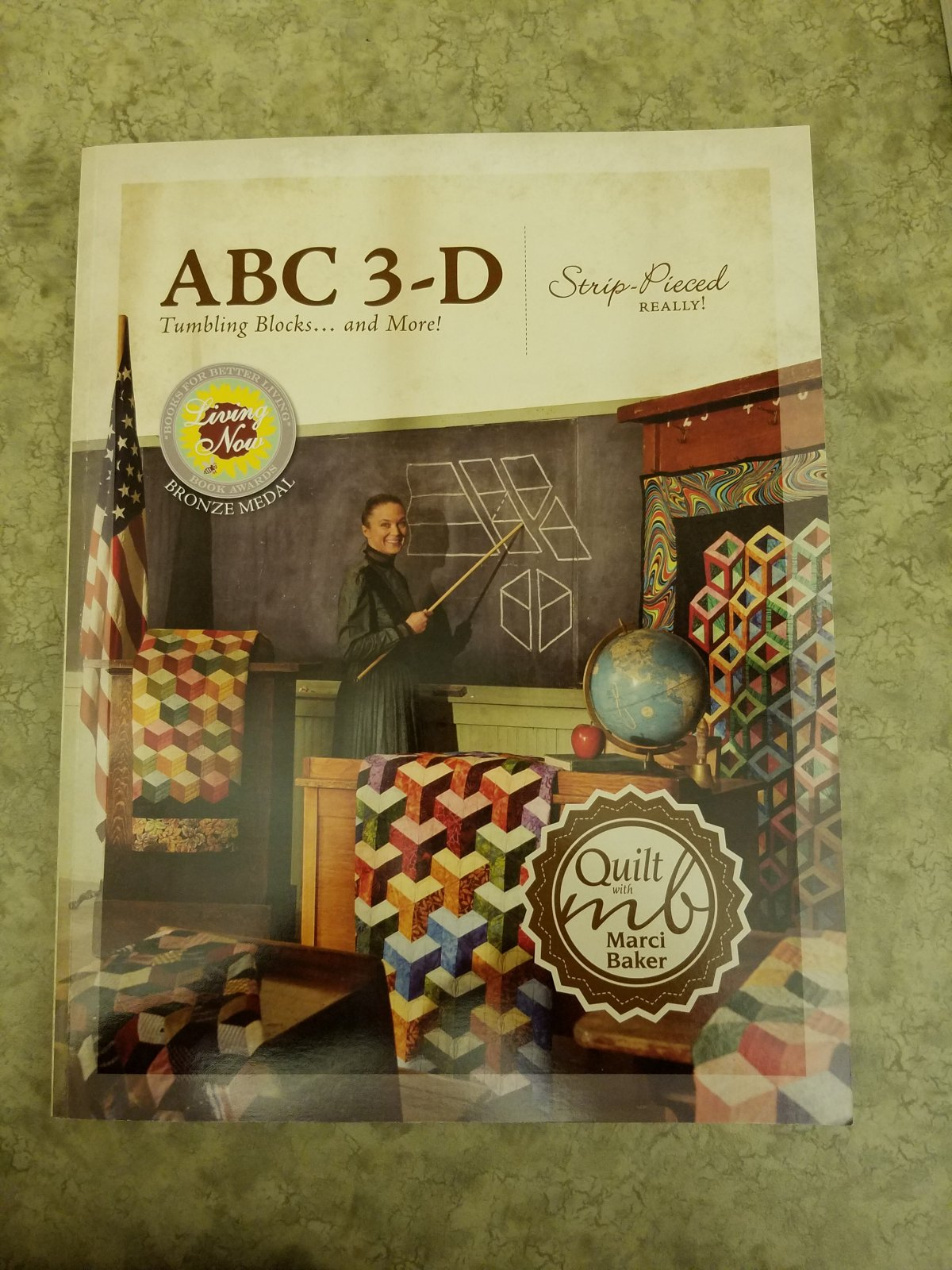 ABC 3-D Tumbling Blocks and More... - Softcover