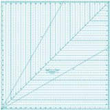 22 inch Quilt in a Day Square up Ruler