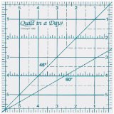 6 X 6 Quilt in a Day Square up Ruler