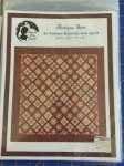 Antique Star-Antique Reproduction Quilt Pattern 91 X 91 by Bonnie Blue Quilts