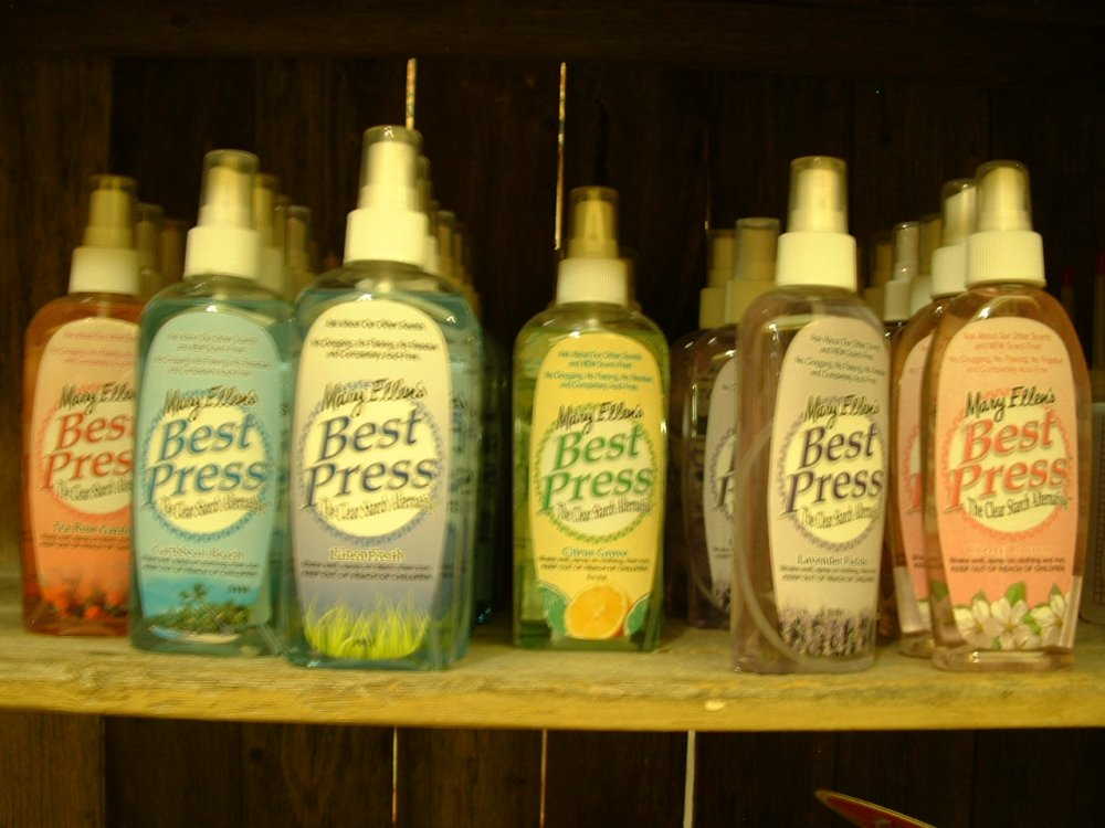 Best Press Spray Citrus Grove