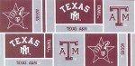 Texas A & M Fabric