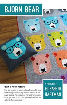 Bjorn Bear by Elizabeth Hartman