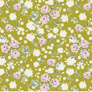 Tilda Fabrics Apple Butter Collection Dapper Dachs Sewing Kit