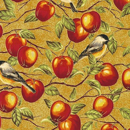 Bounty of the Season Apple AHYM-19832-117 Robert Kaufman