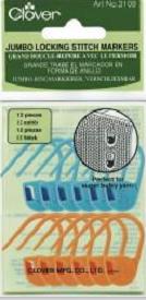 Clover Stitch Markers Jumbo