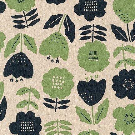 Cotton Flax Prints Park by Robert Kaufman SB-850271D1-2