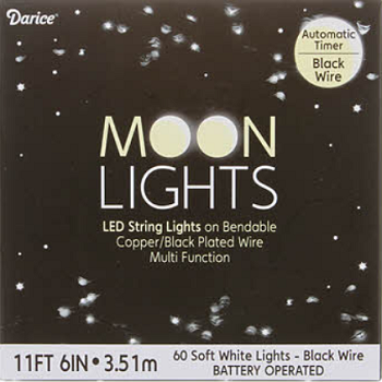 Moon Lights LED by Darice