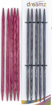 Knitter's Pride Dreamz DPN 6 US 4