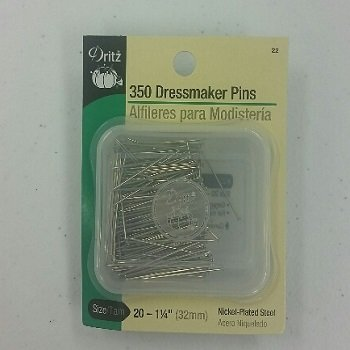 Dressmaker Pin Size 20 - 1-1/4in 350ct