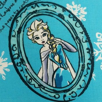 Disney Frozen Elsa Framed