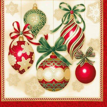 Robert Kaufman Holiday Flourish 10 Panel APTM-16562-223 Holiday