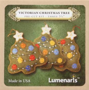 Lumenaris Christmas Ornament Victorian Christmas Tree