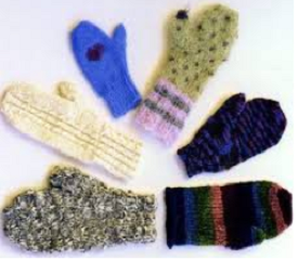 Ann Norling Mittens on 4 needles #8