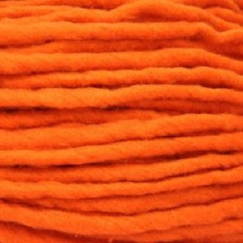 Brown Sheep Burly Spun Orange You Glad BS-110