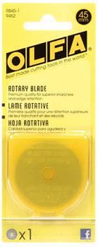 Olfa Rotary Blades 45mm Refill 1 Blade