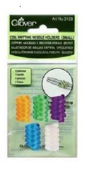 Clover Coil Needle Holders small