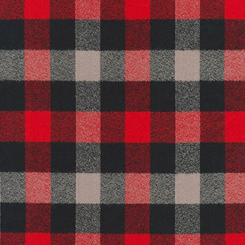 Robert Kaufman Mammoth Flannel SRKF-16422-3 Red