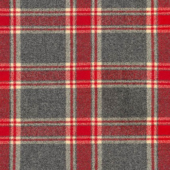 Robert Kaufman Mammoth Flannel SRKF-16426-3 Red