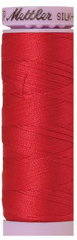 Mettler Silk Finish Cotton Thread Poinsettia 0102