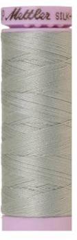 Mettler Silk Finish Cotton Thread Silvery Gray 1340