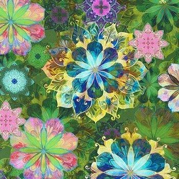 Venice Garden AQSD-19719-238 Robert Kaufman