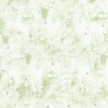 Winter White:  Solstice Leaf AWHM 18406 43 Robert Kaufman