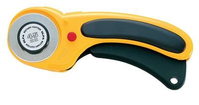 Ergonomic 45mm Olfa Rotary Cutter