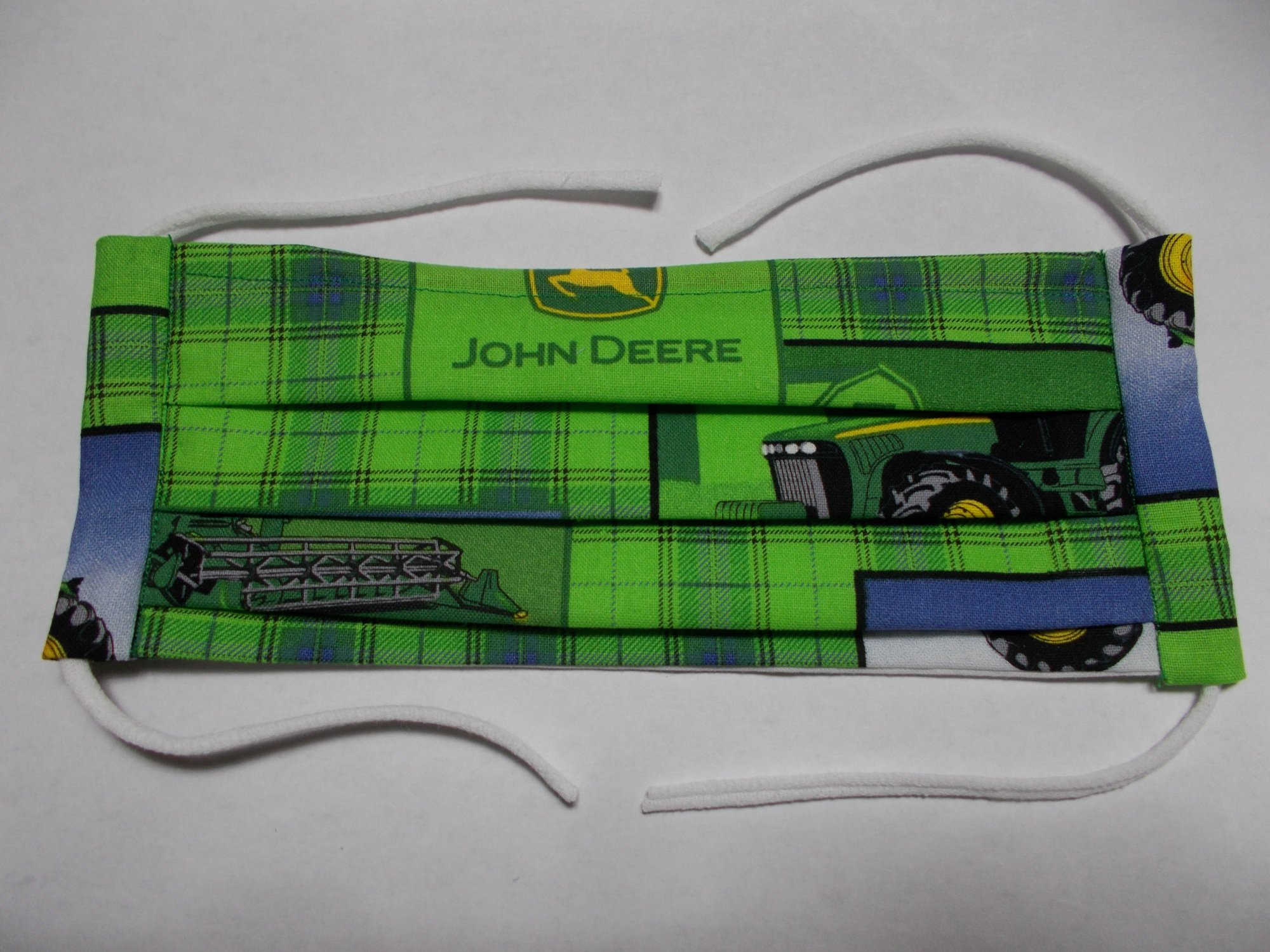 John Deere Face Mask