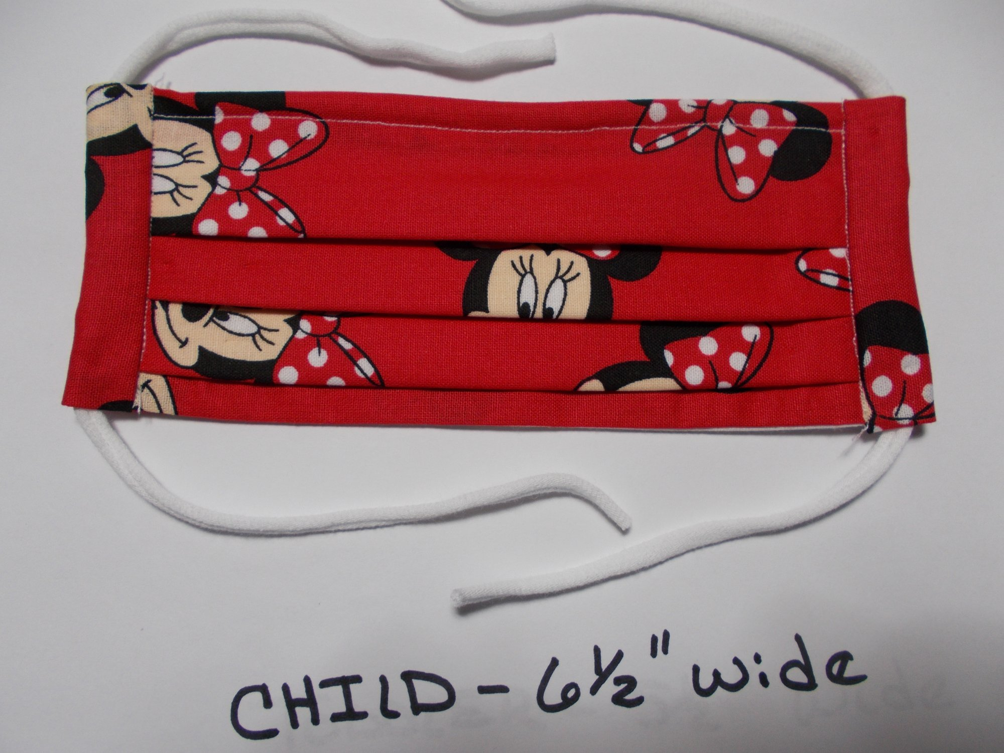 Child Minnie, Red