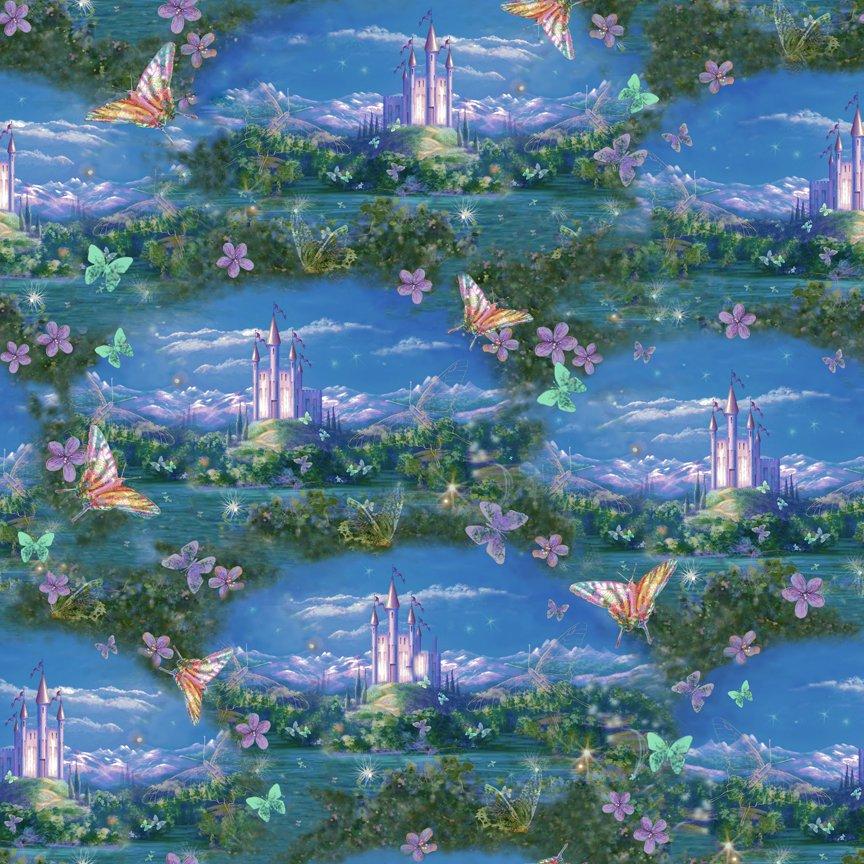 Dreamland - Blue Dreamland Scenic - 10650