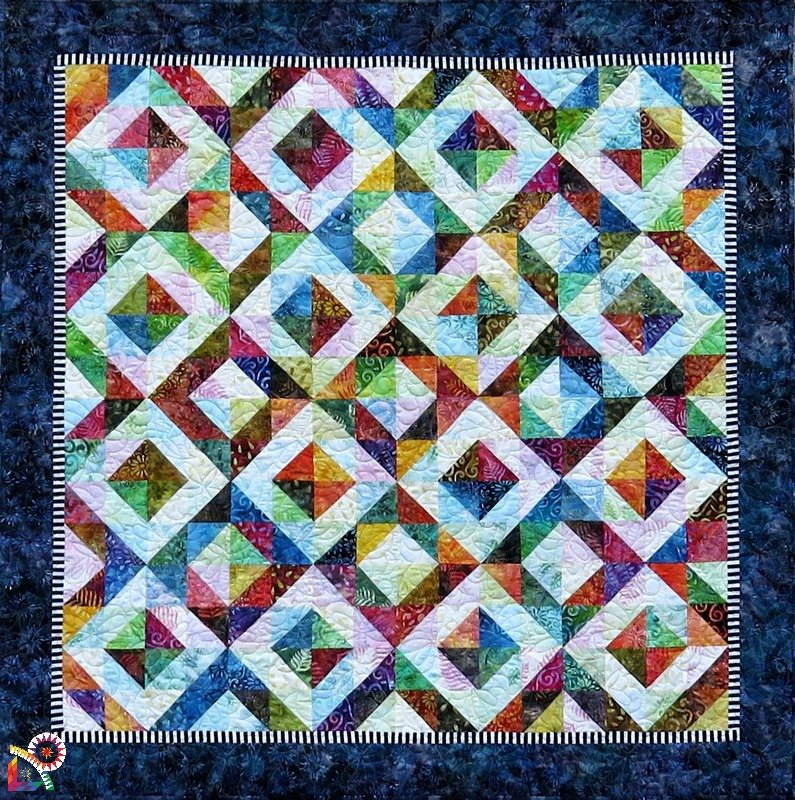 Be Colourful Better Together pattern