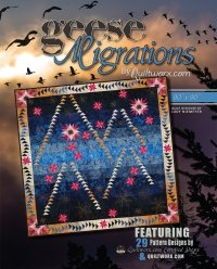 Quiltworx Geese Migrations Pattern Book