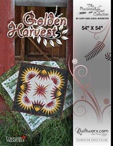 Quiltworx Golden Harvest pattern