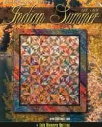 Quiltworx Indian Summer pattern