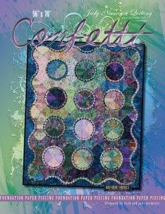 Quiltworx Confetti kit & pattern