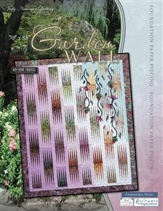Quiltworx Garden Wall pattern