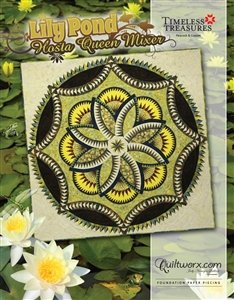 Quiltworx Lily Pond pattern