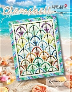 Quiltworx Clamshell pattern