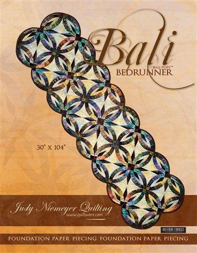 Quiltworx Bali Bed Runner pattern