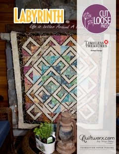 Quiltworx Labyrinth pattern