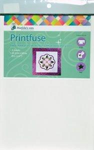 Printfuse A4 sheets