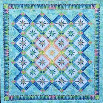 Be Colourful Summer Breeze pattern