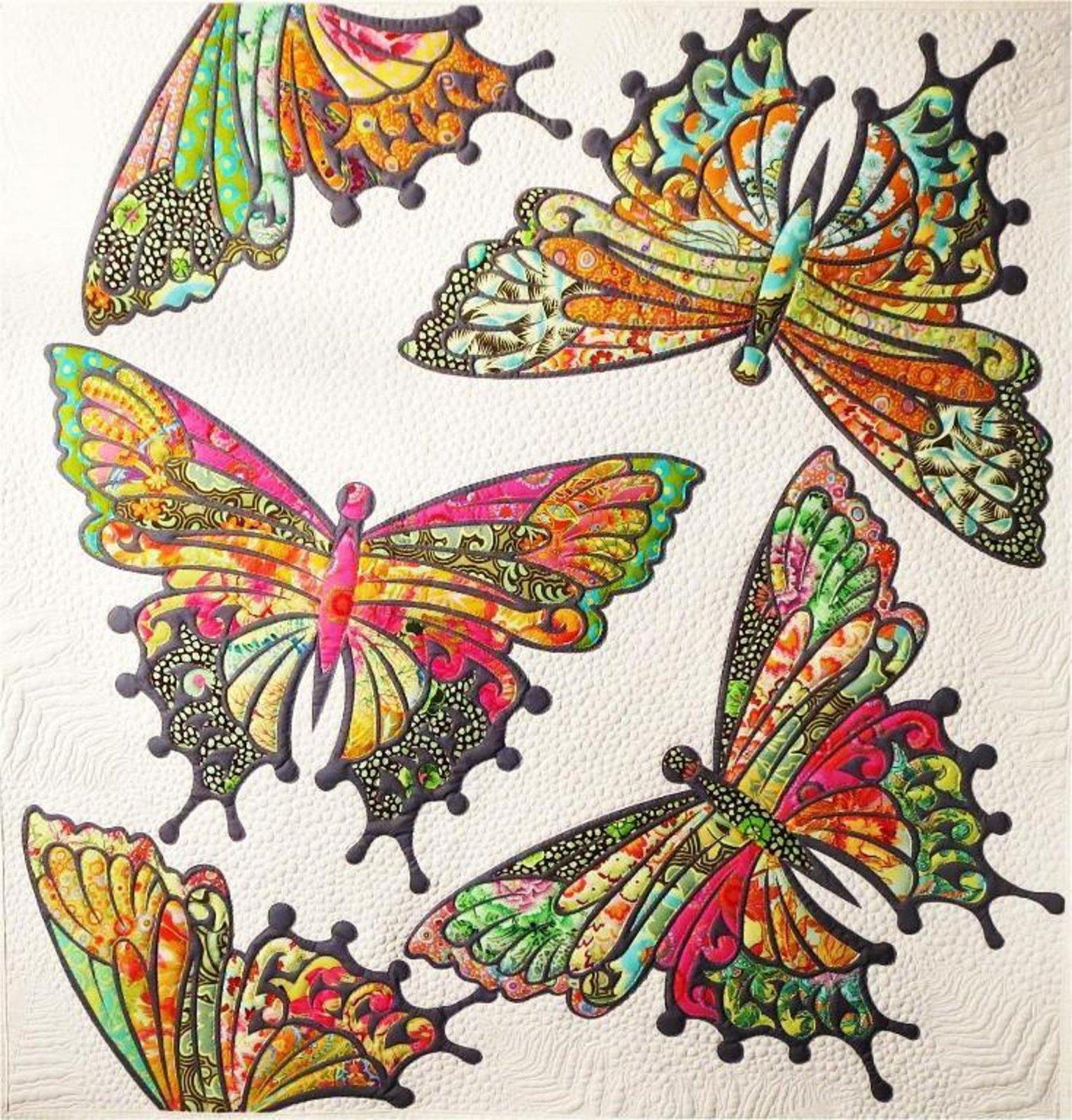 The Modern Butterfly pattern