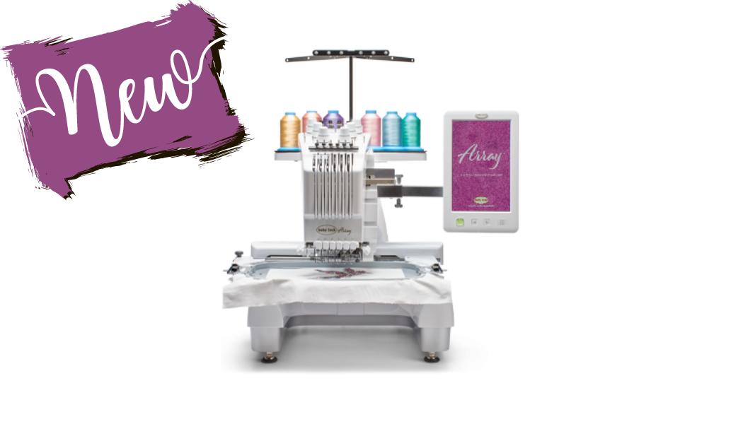 Array - Multi-Needle Embroidery