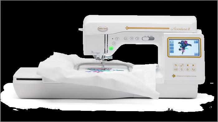 Aventura II - Sewing & Embroidery